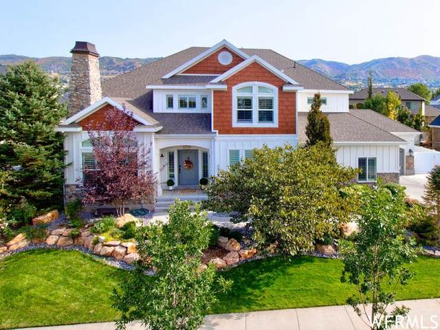 582 E Beaumont Way, Draper, UT 84020 (#1735066) :: Belknap Team