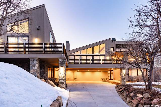 2425 Iron Canyon Dr, Park City, UT 84060 (#1735074) :: Doxey Real Estate Group