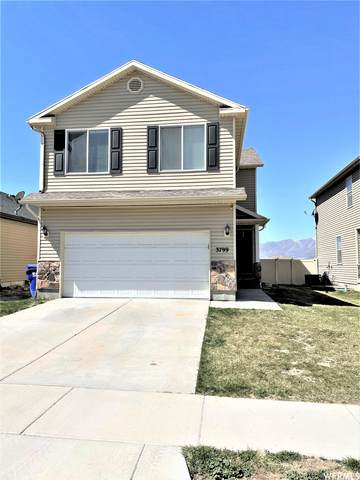 3799 N Tumwater West Dr W, Eagle Mountain, UT 84005 (#1735087) :: Berkshire Hathaway HomeServices Elite Real Estate