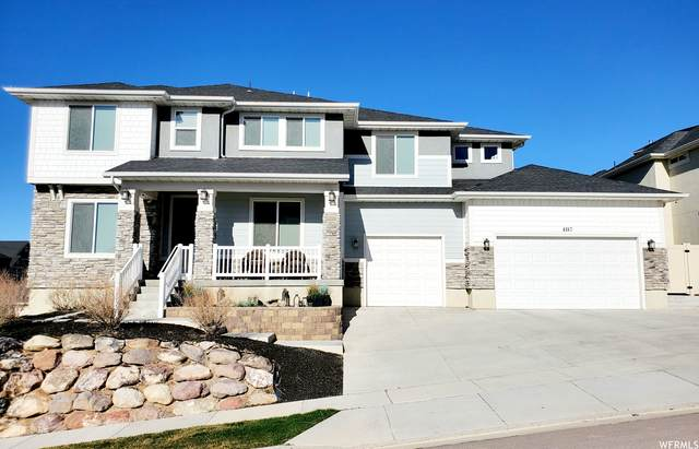 4187 N 900 W, Lehi, UT 84043 (#1735091) :: Black Diamond Realty