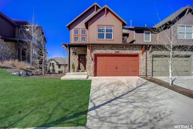 836 W Abigail Dr, Kamas, UT 84036 (#1735103) :: Red Sign Team