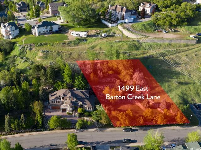 1499 E Barton Crk S #124, Bountiful, UT 84010 (#1735108) :: The Fields Team