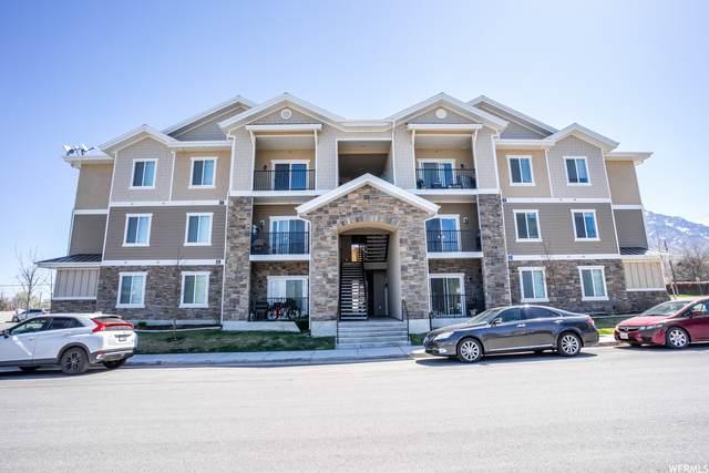 93 S 300 W, Santaquin, UT 84655 (#1735126) :: Berkshire Hathaway HomeServices Elite Real Estate
