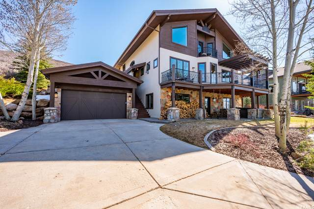 8930 Daybreaker Dr, Park City, UT 84098 (#1735137) :: The Fields Team