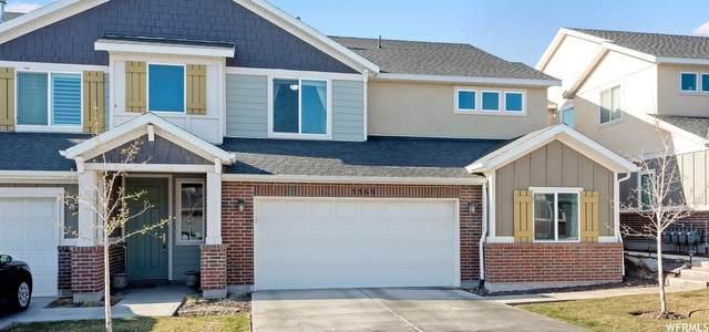 5369 W Borglum Ln, Herriman, UT 84096 (#1735141) :: C4 Real Estate Team