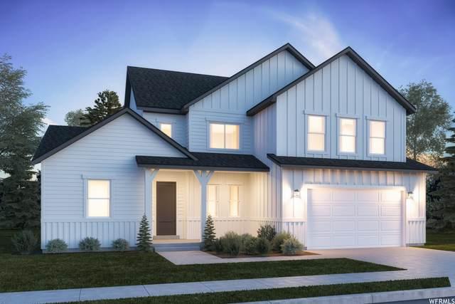 1598 W Brushline Ln S #123, South Jordan, UT 84095 (#1735152) :: Berkshire Hathaway HomeServices Elite Real Estate