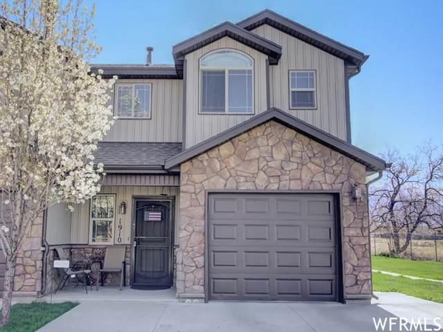 1910 N 325 W, Harrisville, UT 84414 (#1735153) :: Utah Best Real Estate Team | Century 21 Everest