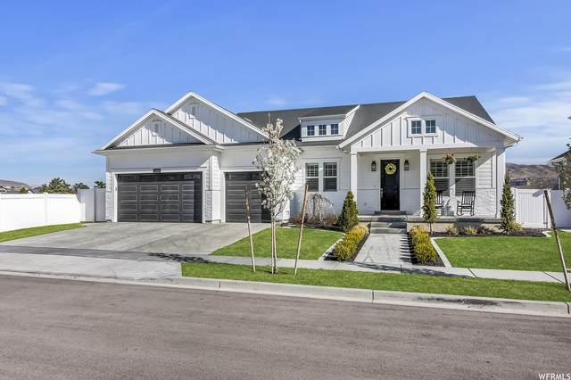 3098 W Cramden Dr S, Lehi, UT 84043 (#1735160) :: REALTY ONE GROUP ARETE