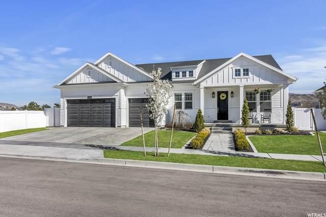 3098 W Cramden Dr S, Lehi, UT 84043 (#1735160) :: Berkshire Hathaway HomeServices Elite Real Estate