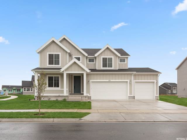 1296 E Blue Moon Dr #11, Lake Point, UT 84074 (MLS #1735200) :: Lookout Real Estate Group