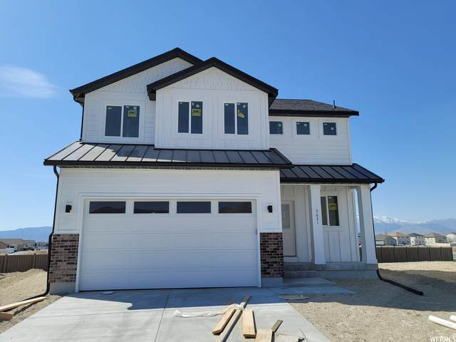 3621 N Sparrow Ln #125, Eagle Mountain, UT 84005 (#1735207) :: Red Sign Team