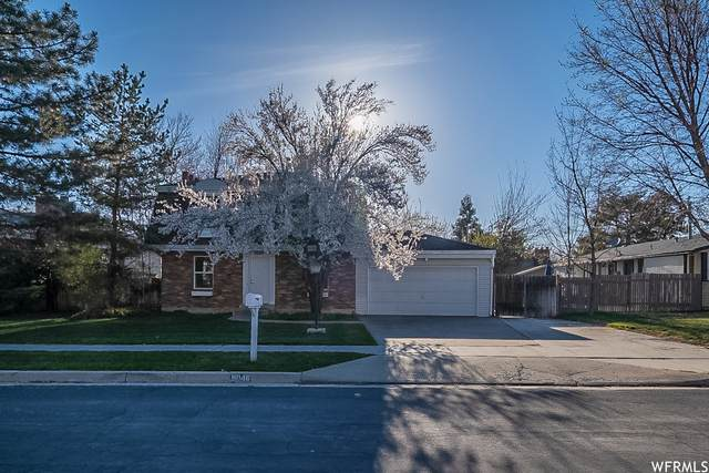 9048 S Bonnet Dr, Sandy, UT 84093 (#1735234) :: Exit Realty Success