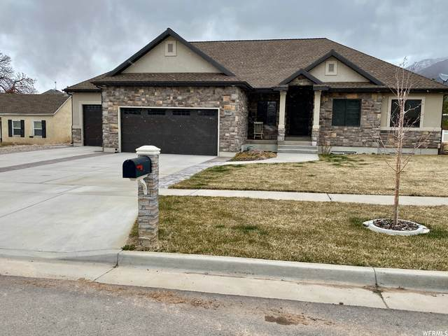 761 E 400 N, Nephi, UT 84648 (#1735237) :: REALTY ONE GROUP ARETE