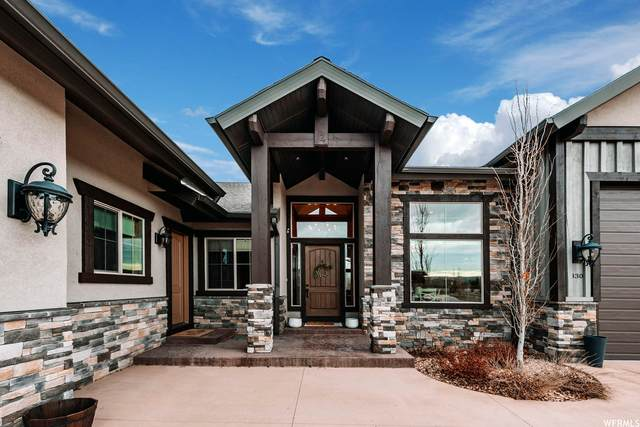 830 W Summit Haven, Francis, UT 84036 (#1735243) :: Colemere Realty Associates