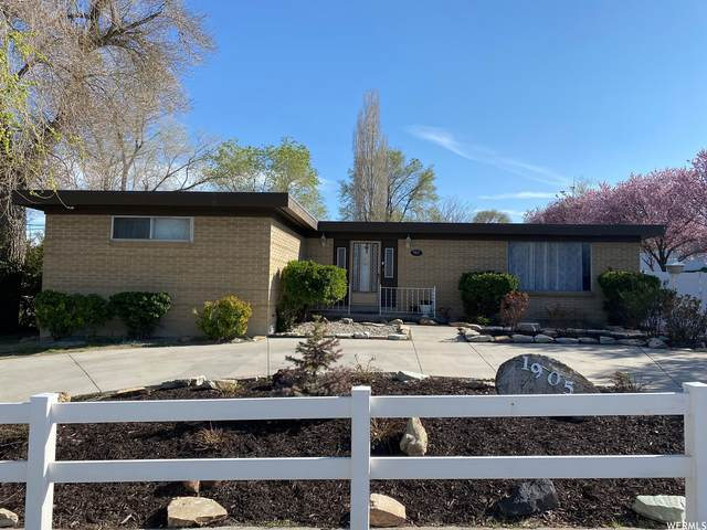 1905 W 6200 S, Taylorsville, UT 84129 (MLS #1735247) :: Lookout Real Estate Group