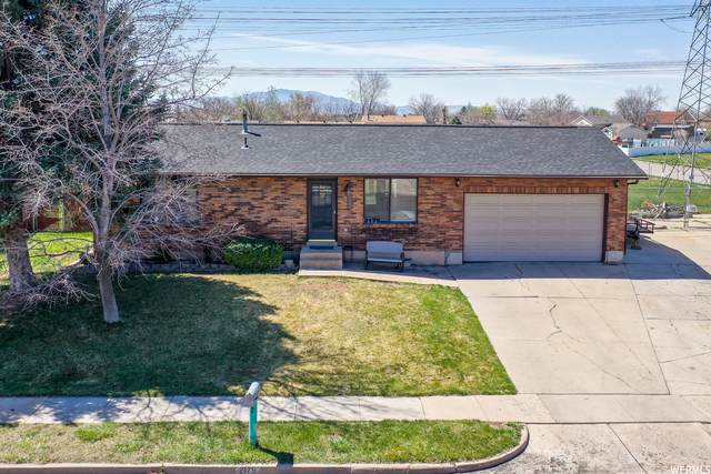 2175 S 150 W, Clearfield, UT 84015 (#1735262) :: Utah Dream Properties