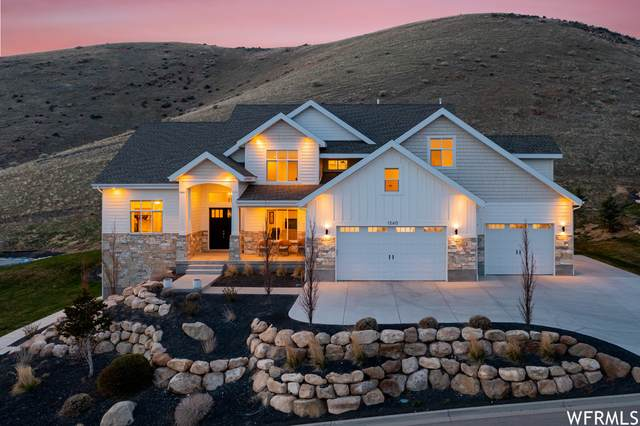 1560 W Toscana Hills Dr, Lehi, UT 84043 (#1735276) :: C4 Real Estate Team