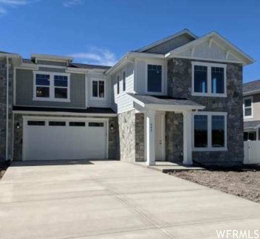831 S Spring Canyon Way #79, Springville, UT 84663 (#1735278) :: The Fields Team