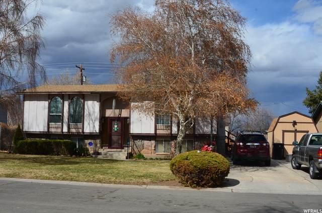 373 E 650 N, Roosevelt, UT 84066 (#1735281) :: C4 Real Estate Team
