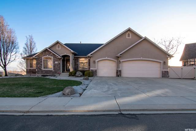 9161 N Silver Lake Dr, Cedar Hills, UT 84062 (MLS #1735283) :: Lookout Real Estate Group