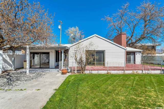 411 E Scott Ave S Rear, South Salt Lake, UT 84115 (#1735286) :: REALTY ONE GROUP ARETE