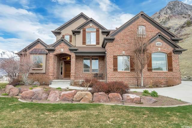4022 W Shoreline Dr, Highland, UT 84003 (#1735289) :: Berkshire Hathaway HomeServices Elite Real Estate