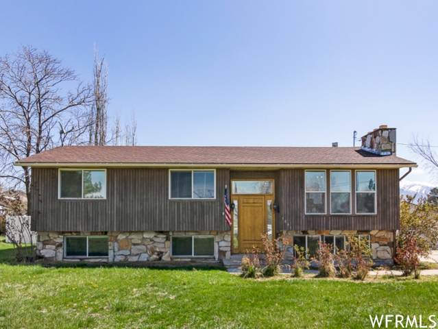 1041 S 1500 E, Clearfield, UT 84015 (#1735293) :: Berkshire Hathaway HomeServices Elite Real Estate