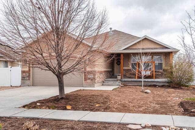 5753 S Stonebluff Way W, Salt Lake City, UT 84118 (#1735304) :: The Perry Group