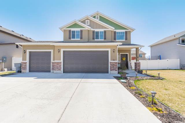 911 Chatham Dr, North Salt Lake, UT 84054 (#1735308) :: McKay Realty