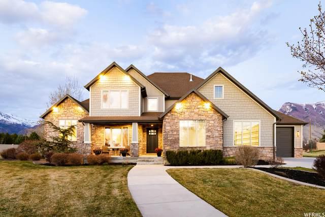 5351 W Evergreen Cir N, Highland, UT 84003 (#1735309) :: Berkshire Hathaway HomeServices Elite Real Estate