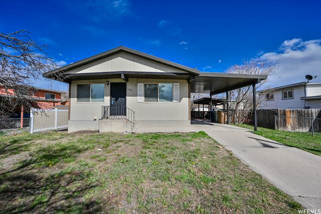 1886 W Northstar Dr N, Salt Lake City, UT 84116 (MLS #1735313) :: Lookout Real Estate Group