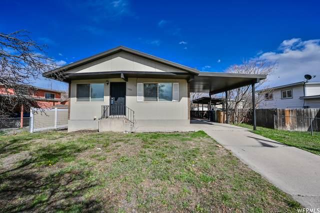 1886 W Northstar Dr N, Salt Lake City, UT 84116 (#1735313) :: Berkshire Hathaway HomeServices Elite Real Estate