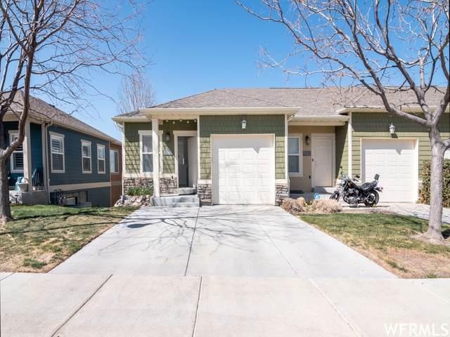 5066 W Rock Butte, Herriman, UT 84096 (#1735318) :: Colemere Realty Associates
