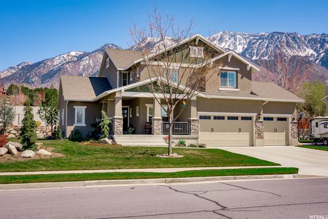 11103 S Tall Pines Way, Sandy, UT 84092 (#1735323) :: Black Diamond Realty
