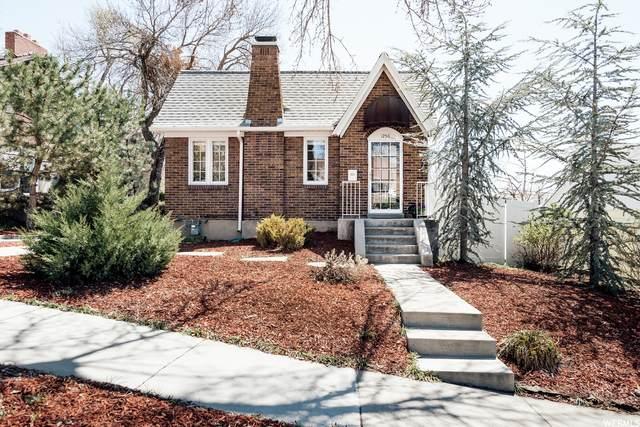 1256 E Sherman Ave, Salt Lake City, UT 84105 (#1735334) :: Utah Best Real Estate Team   Century 21 Everest