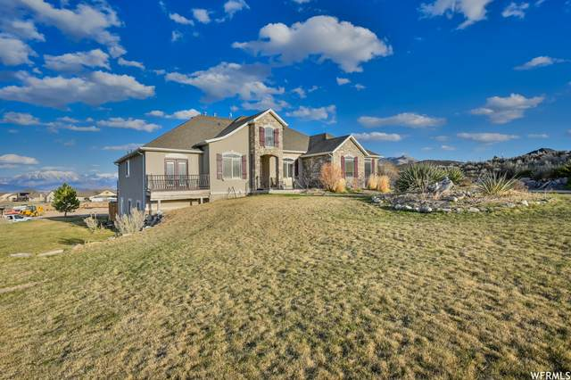 8386 N Crest Rd, Eagle Mountain, UT 84005 (#1735335) :: goBE Realty