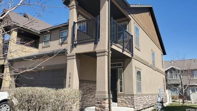 1512 N Venetian Way, Saratoga Springs, UT 84045 (MLS #1735336) :: Summit Sotheby's International Realty