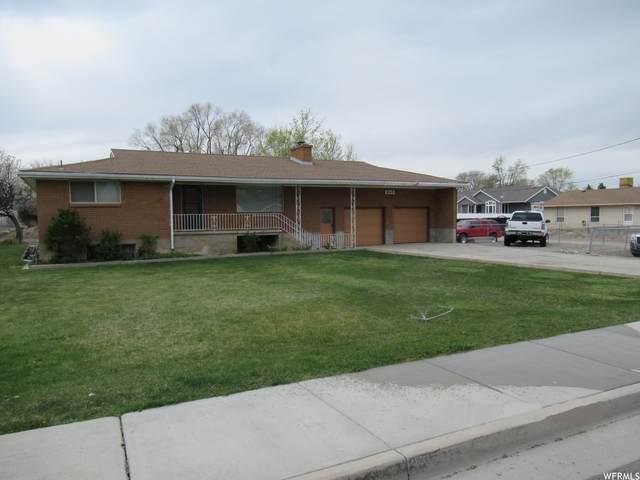 8350 S 2200 W, West Jordan, UT 84088 (#1735341) :: Berkshire Hathaway HomeServices Elite Real Estate