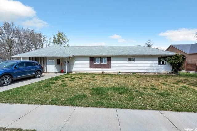 1340 W 11030 S, South Jordan, UT 84095 (#1735343) :: Berkshire Hathaway HomeServices Elite Real Estate