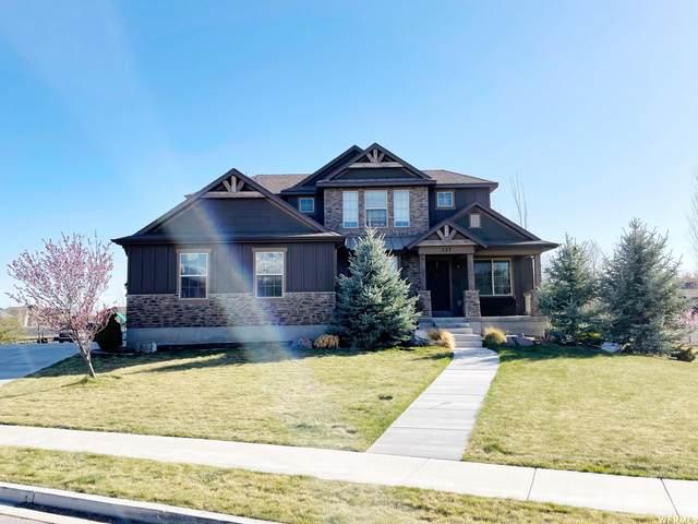 337 W Lehi Ranch Rd, Lehi, UT 84043 (#1735344) :: Black Diamond Realty