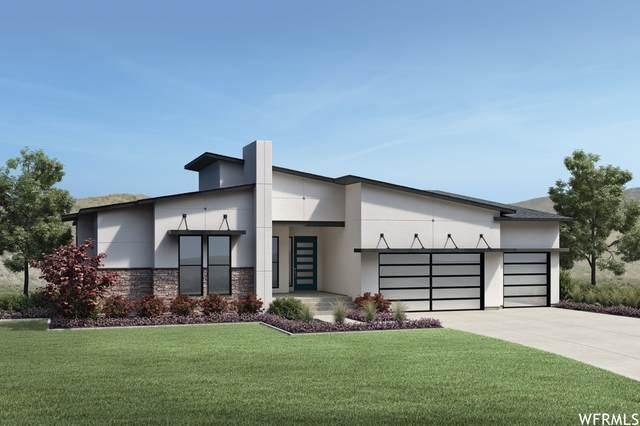 4764 W Thorntree Ln S #144, Herriman, UT 84096 (#1735355) :: Berkshire Hathaway HomeServices Elite Real Estate