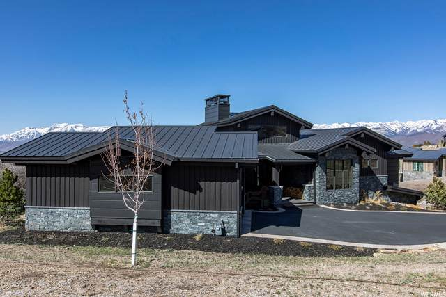 2118 E Notch Mountain Cir #358, Heber City, UT 84032 (#1735356) :: Colemere Realty Associates