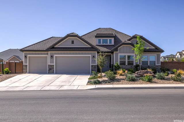 3152 E 2930 S, St. George, UT 84790 (#1735361) :: Colemere Realty Associates