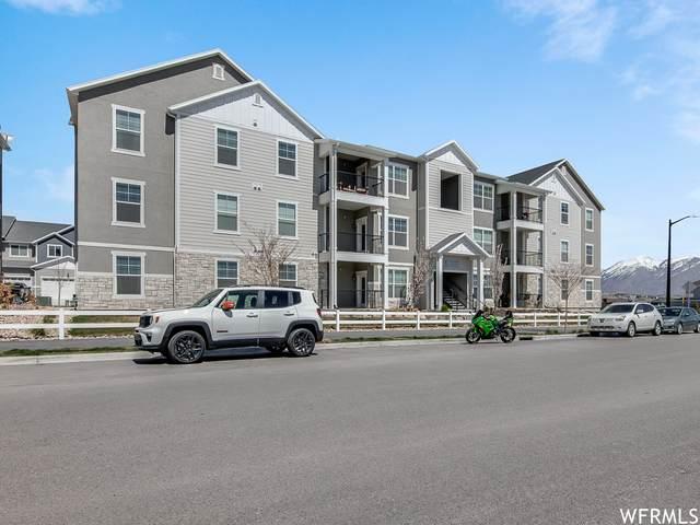 3647 W 2280 N #101, Lehi, UT 84043 (#1735364) :: Berkshire Hathaway HomeServices Elite Real Estate