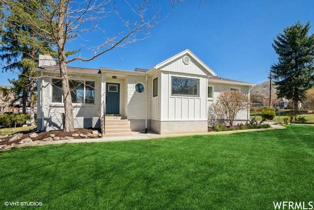 2485 E Gregson Ave, Millcreek, UT 84109 (MLS #1735371) :: Lookout Real Estate Group