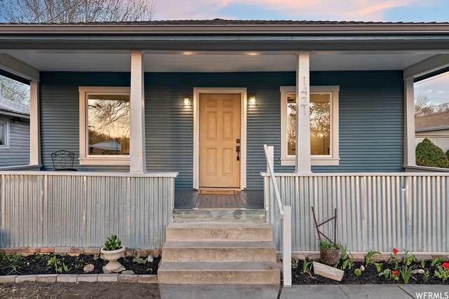 1421 Edison St, Salt Lake City, UT 84115 (#1735380) :: C4 Real Estate Team