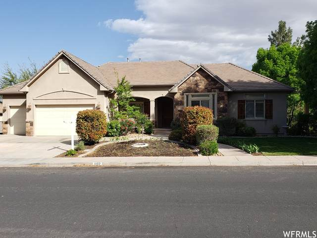 1102 W Shadow Point Dr S, St. George, UT 84770 (#1735389) :: Colemere Realty Associates