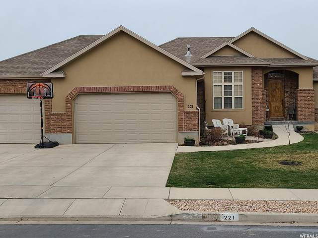 221 N 780 E, Salem, UT 84653 (#1735394) :: Berkshire Hathaway HomeServices Elite Real Estate