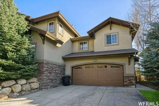 548 N Mountain Springs Dr W, Midway, UT 84049 (#1735400) :: Colemere Realty Associates