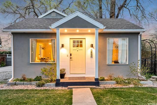 257 E Gregson Ave S, Salt Lake City, UT 84115 (#1735411) :: Colemere Realty Associates